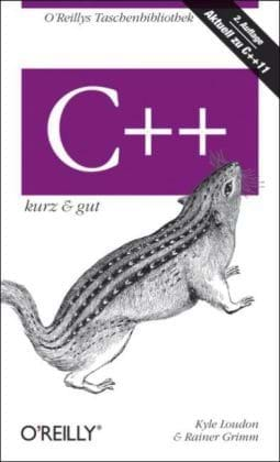 C++ kurz und gut (O'Reilly Media, 2013)